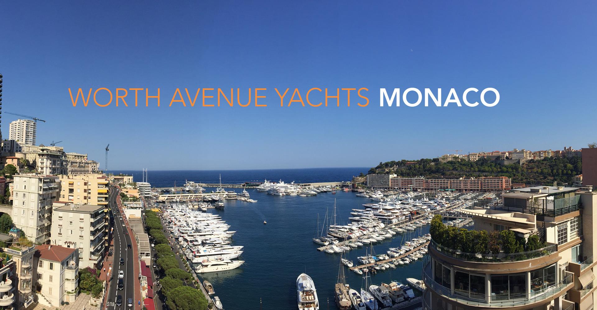 Worth Avenue Yachts Monaco Location