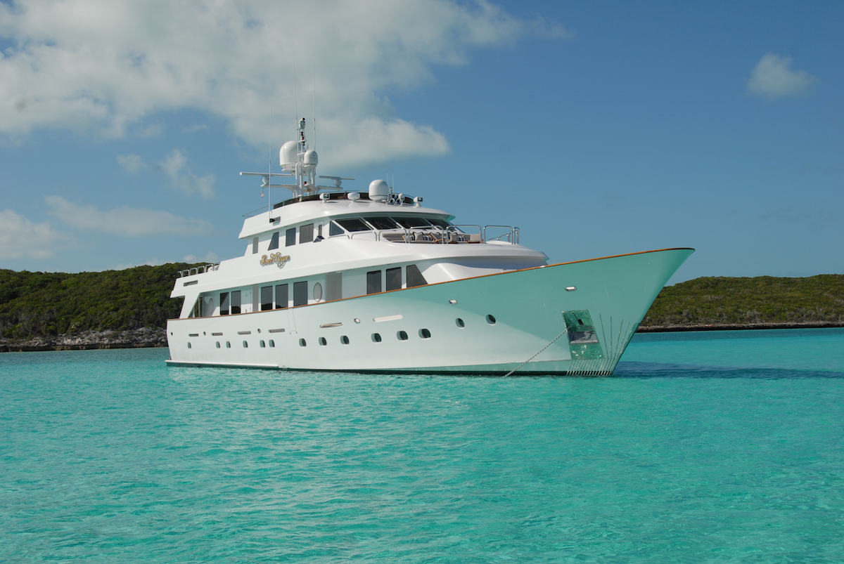 Yachts for sale in florida for Palm beach motor yachts for sale