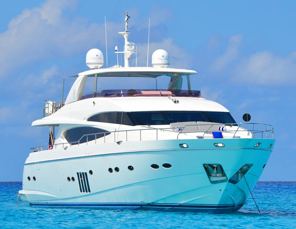 Explore Charter Yachts for Sale like M/Y LIVERNANO