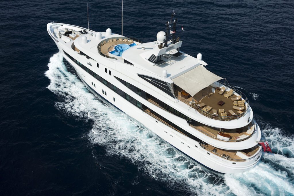 Mega Yachts For Sale Worldwide