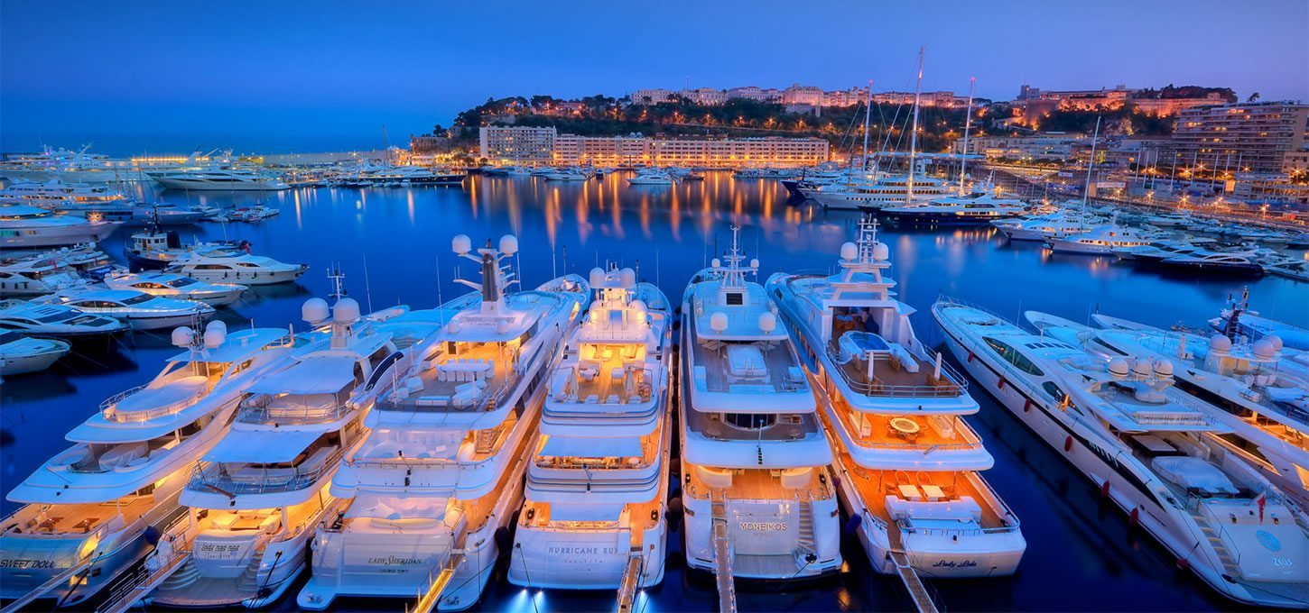 corporate yacht charter and yacht show