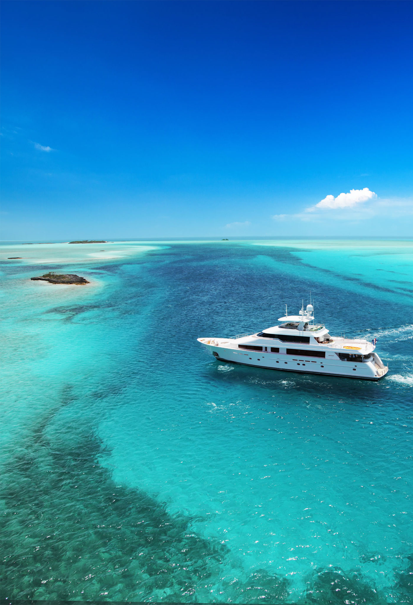 Luxury Yacht Sales | Worth Avenue Yachts - Private Yacht Vacations