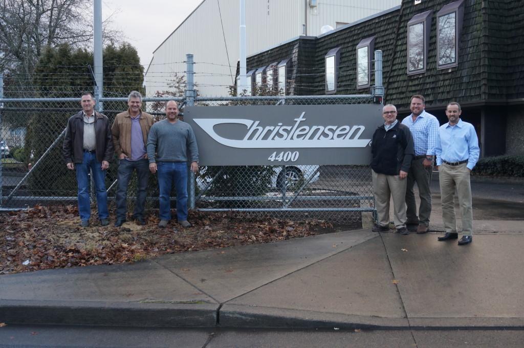 A Visit to The Shipyard: Christensen