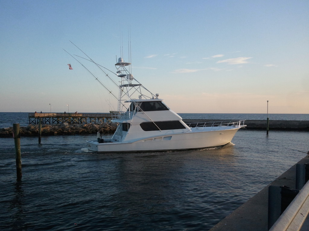 Cay Sal yacht for sale in Florida