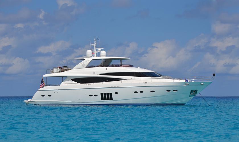 Charter Yacht LIVERNANO