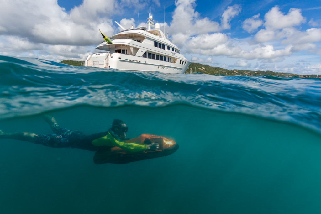 Luxury Yacht Charter Bahamas – 10 Days
