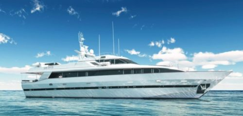 109' AZIMUT YACHT AVELLA FOR SALE