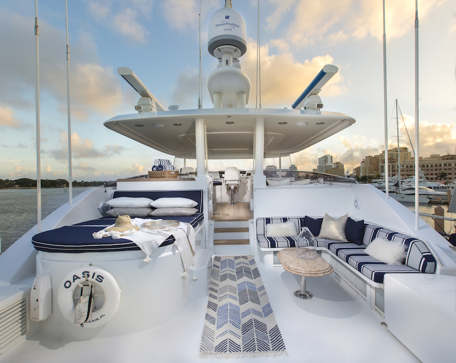 Private Yacht Vacation on OASIS