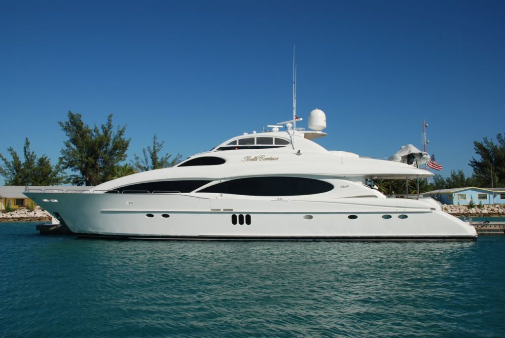 SOLD! 106′ Lazzara BELLA CONTESSA