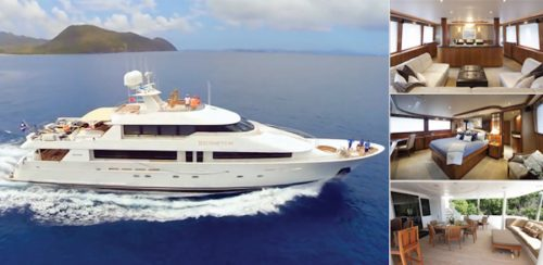 REDEMPTION yacht sold by Worth Avenue Yachts