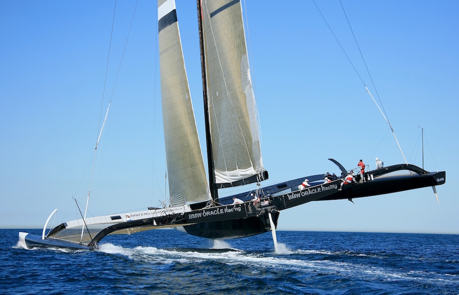 Charter a yacht at Americas Cup Chicago