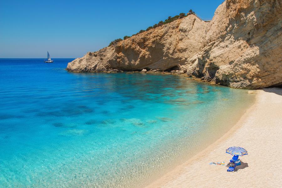 Mediterranean yacht charter destination guide