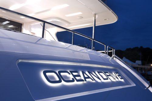 OCEAN DRIVE 93' Benetti