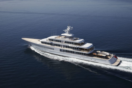 Feadship yachts for sale