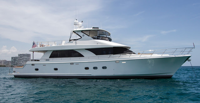 M/Y THE PEARL will be at FLIBS 2016