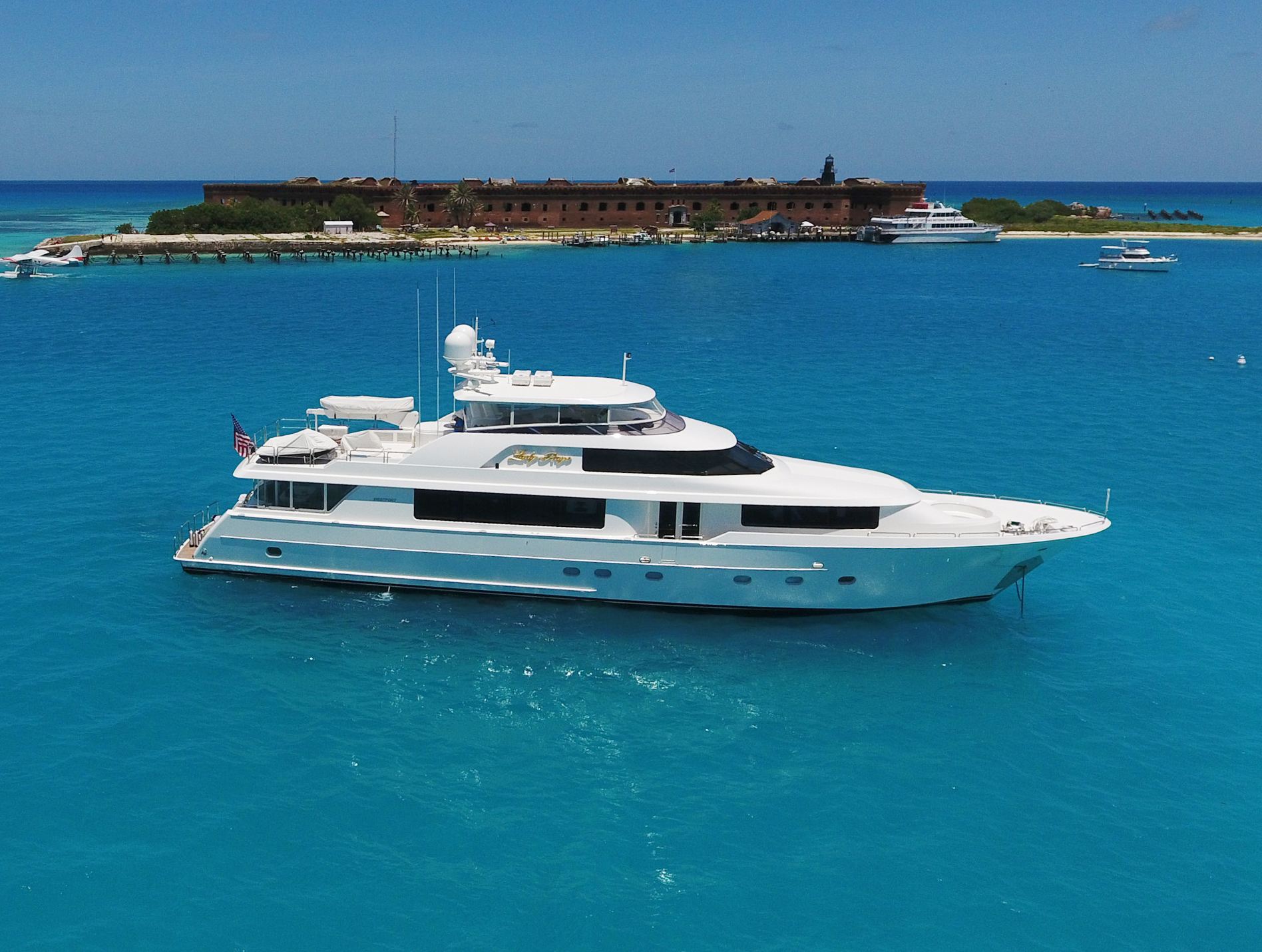 112′ Westport, LADY RAYE Now For Sale