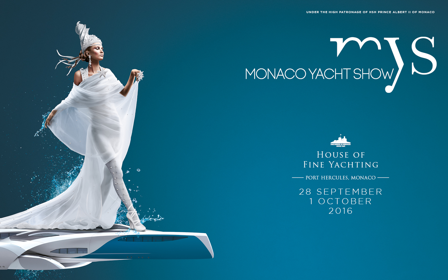 Bbq Islands For Sale >> The Monaco Yacht Show 2016 | Worth Avenue Yachts