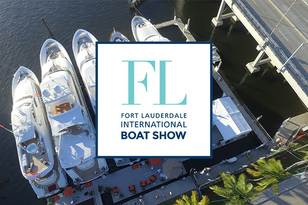 Yachts on Display at FLIBS 2016