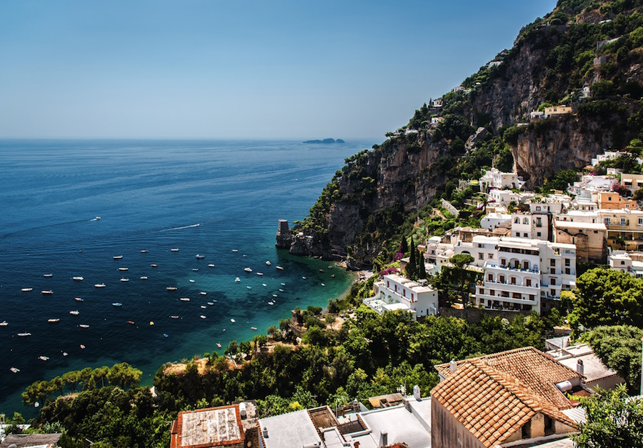 The Worth guide to Mediterranean yacht charters - Amalfi Coast charter holidays
