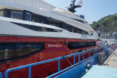 Mondomarine yachts for sale deck
