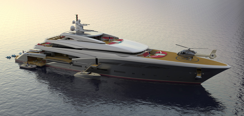 Custom Yacht For sale