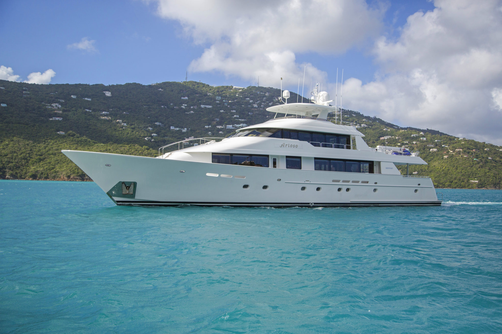 Another Westport Sold by Worth Avenue Yachts