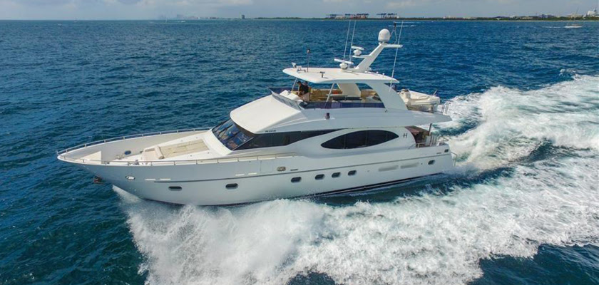 ANA C 76' Hargrave yacht for sale