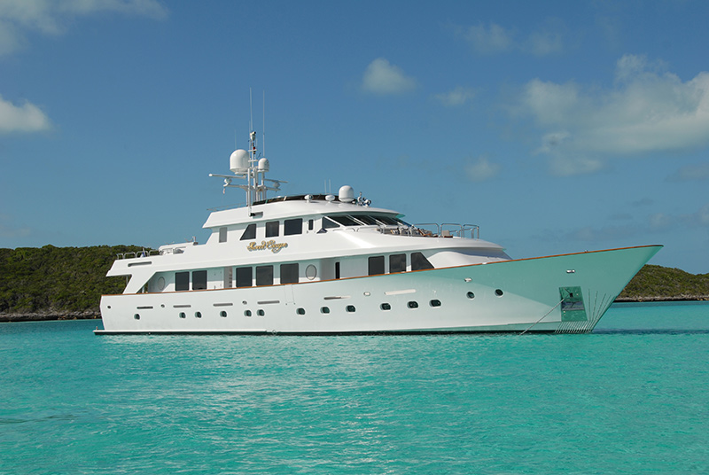 Sold! Sweet Escape 130′ Christensen