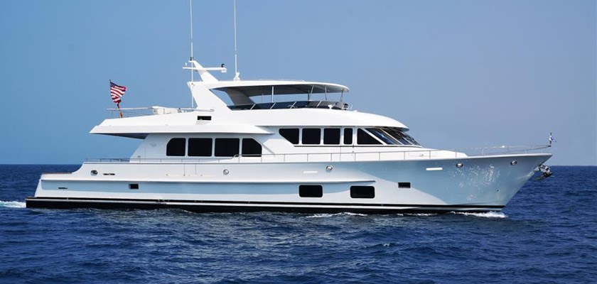 92' PARAGON MOTOR YACHT FOR SALE
