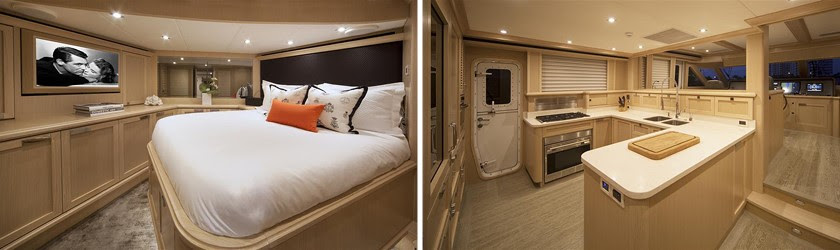 92 paragon yacht for sale interiors