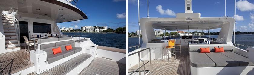 92 paragon yacht for sale sundeck