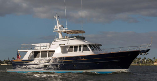 Palm Beach International Boat Show 2017 - yacht for sale 72 NIKITA