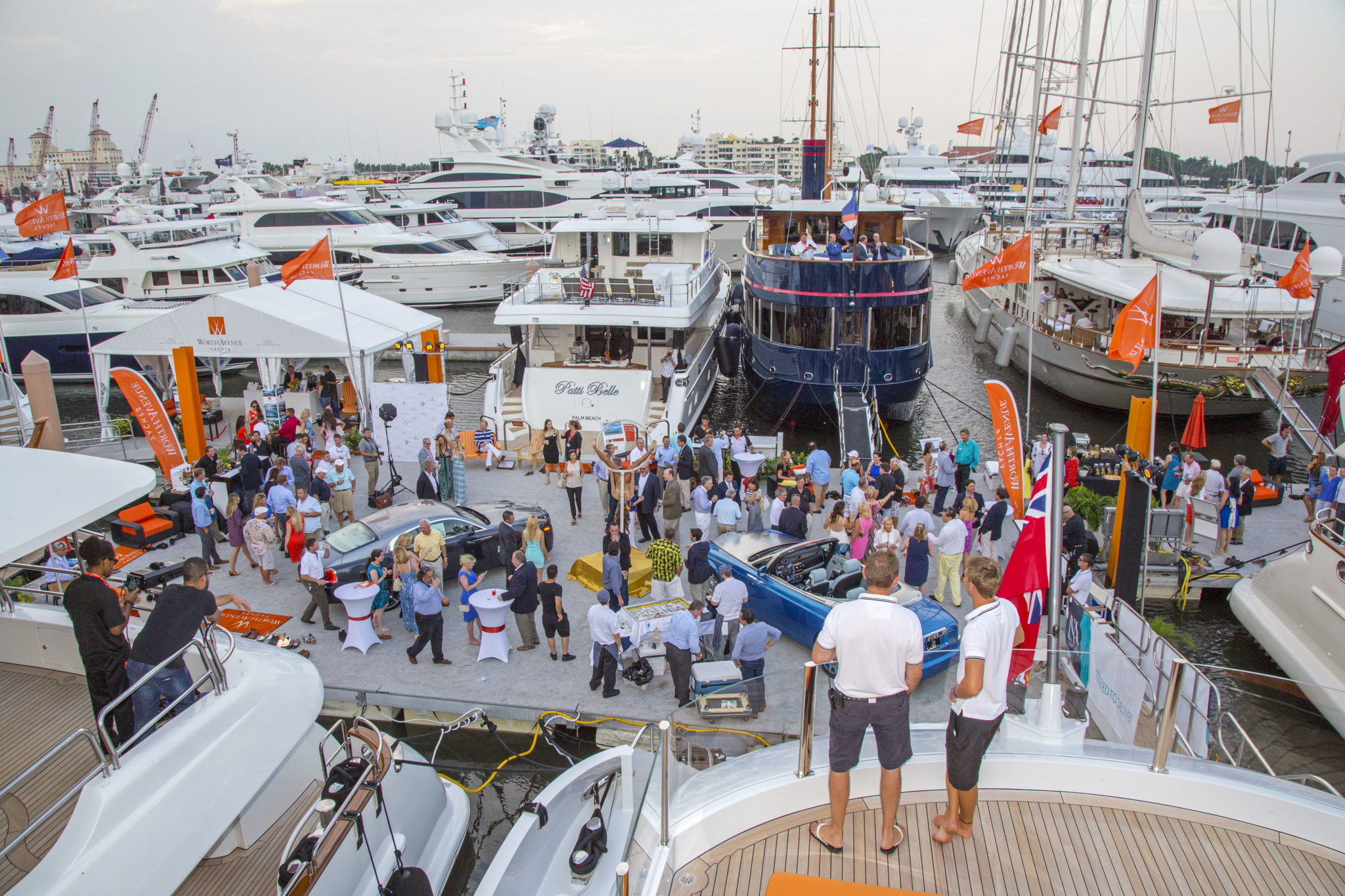 Boats in the Show – Palm Beach 2017
