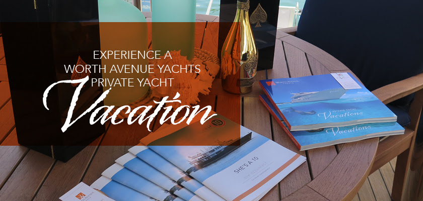 private yacht vacations calalogue 2017
