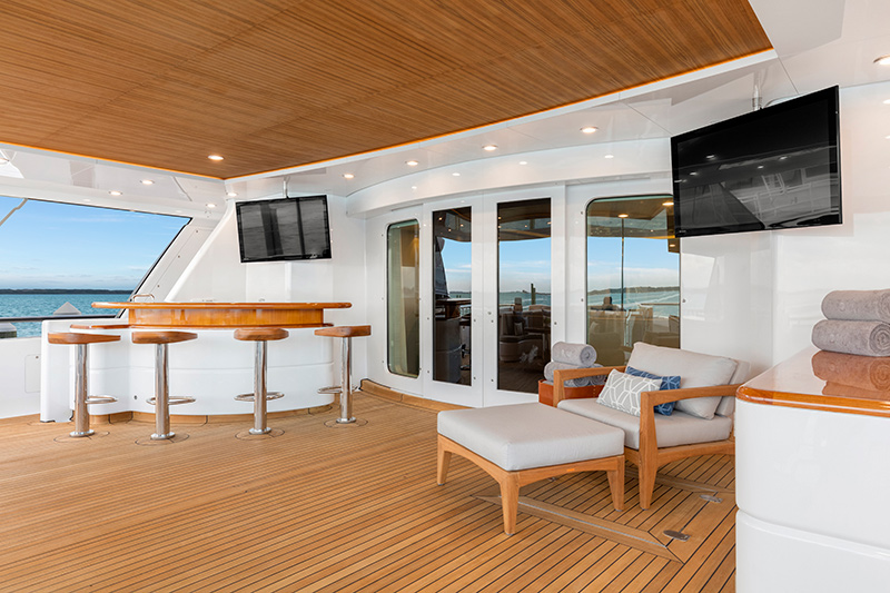 BROADWATER 165' Feadship