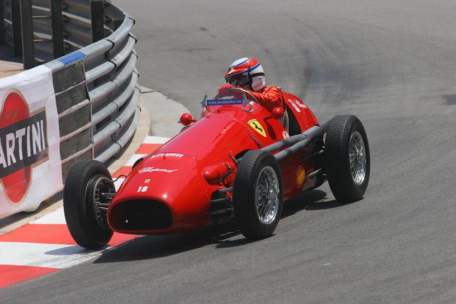 Grand Prix de Monaco Historique Yacht Charter