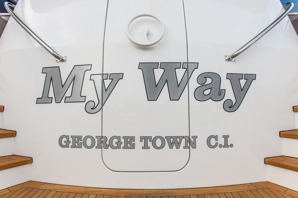 MY WAY 112' Westport 2005 Yacht for Sale