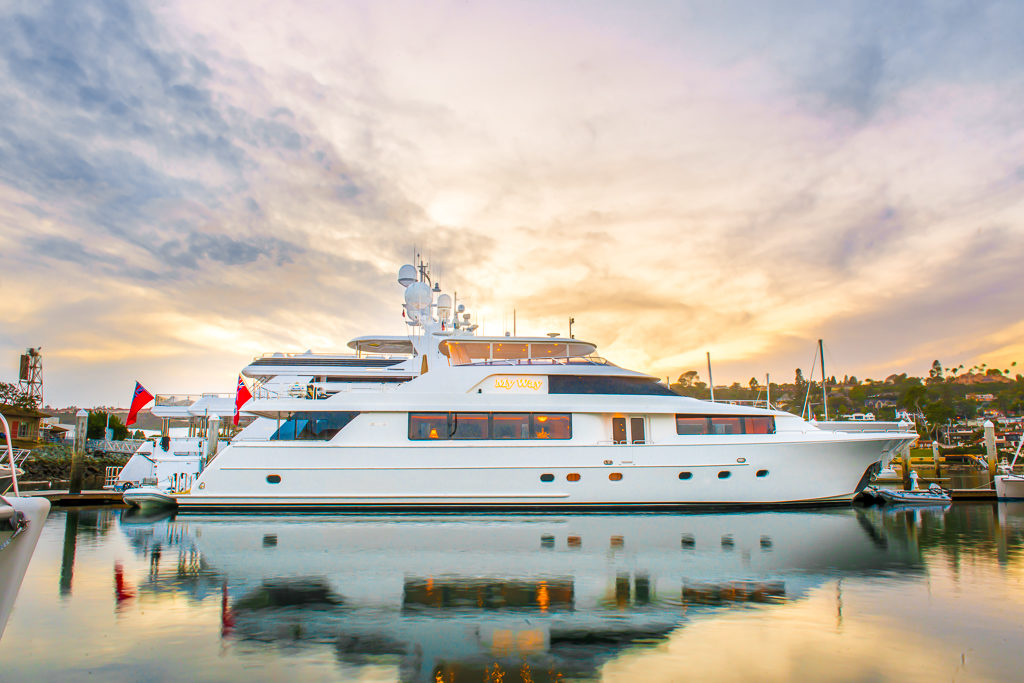 PRICE REDUCTION - Impressive 112' Westport MY WAY For Sale