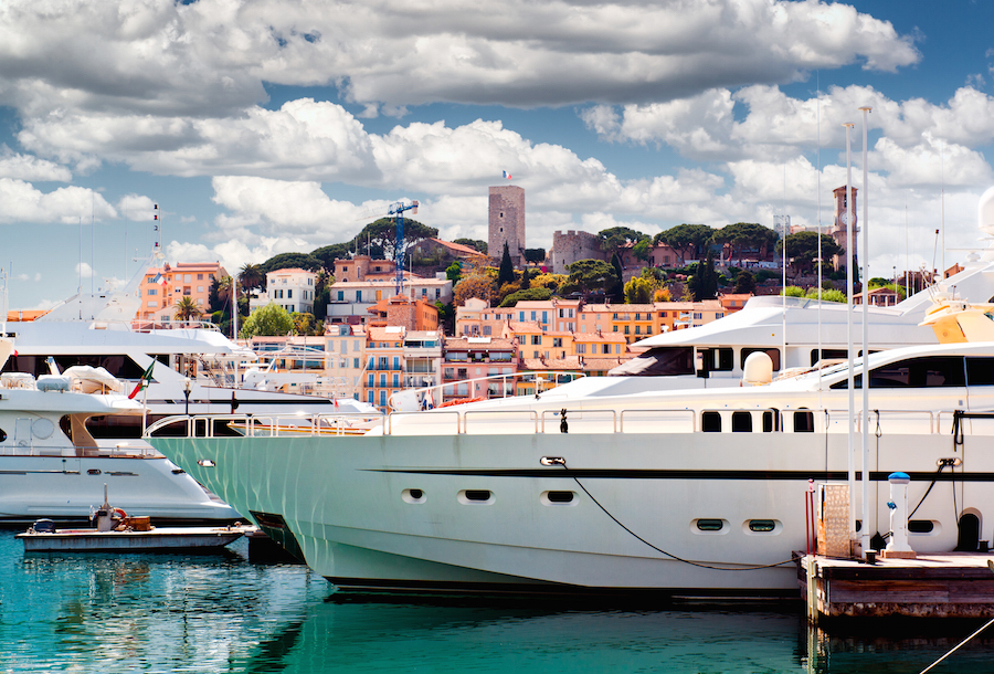 Cannes Film Festival Charter Yacht