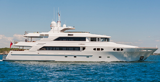 NEW ENGLAND CHARTER YACHT FAR FROM IT