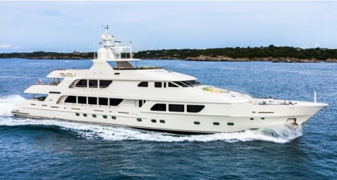 CHARTER YACHT THREE FORKS