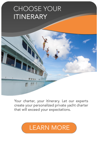 Yacht Charter Itineraries