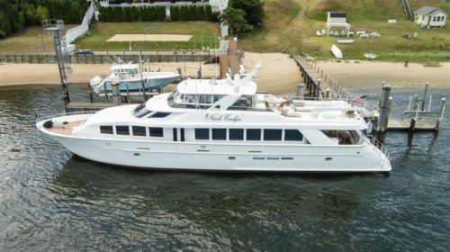 NICOLE EVELYN yacht for sale profile