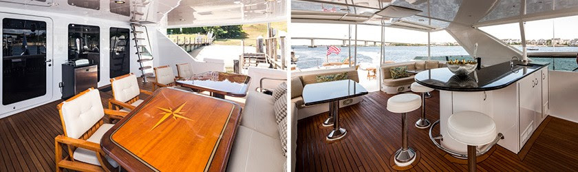 NICOLE EVELYN yacht for sale, interiors