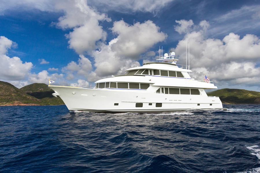 New Construction: Paragon Motor Yachts 108' Tri-Deck Series