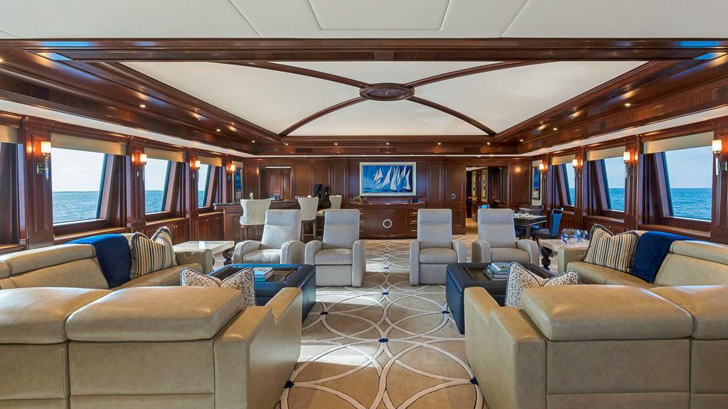 Mega Yacht SOVEREIGN 180 Newcastle Shipyards