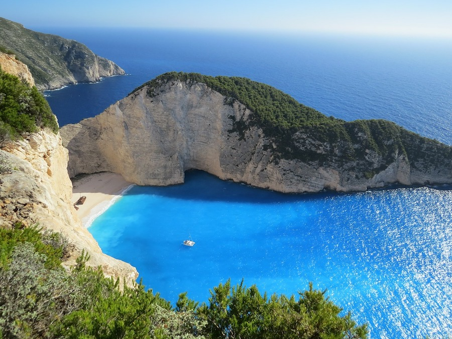 Greek Island yacht charter destination: The Ionian Islands