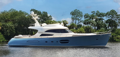 VALKYRIE 74' Mochi Craft 2006