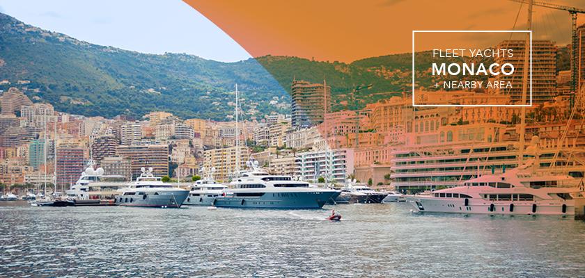 Monaco worth avenue yachts fleet