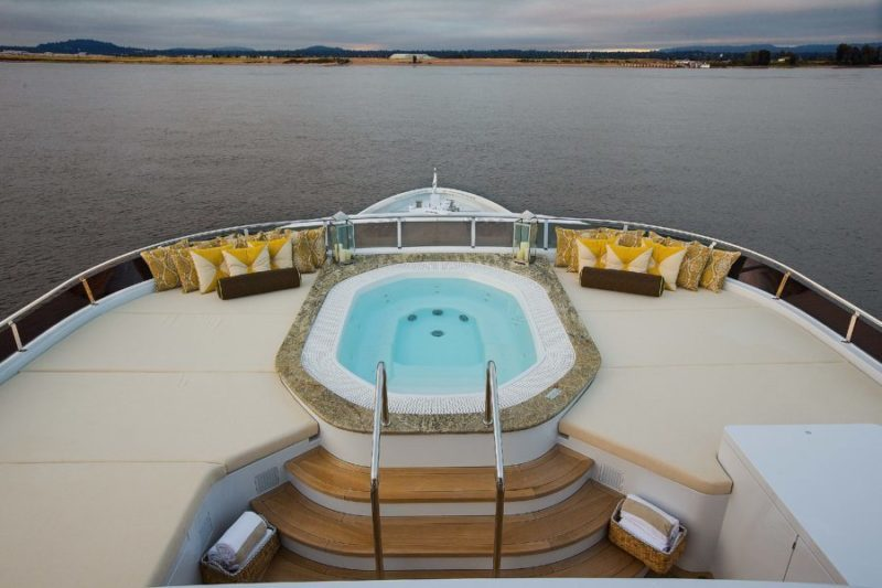 164' CHRISTENSEN YACHT SILVER LINING FOR CHARTER LUXURY